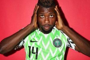 Câu chuyện cảm động của sao Nigeria