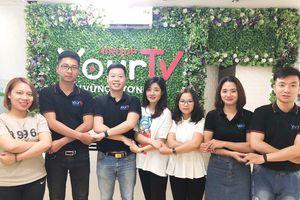 Tại YourTV: Văn hóa doanh nghiệp được coi là giá trị cốt lõi