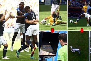 Pháp 2-1 Úc: Tranh cãi sau bàn thắng của Pogba