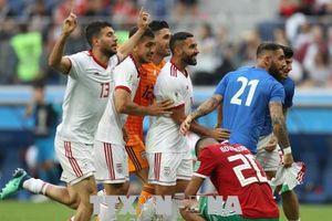 WORLD CUP 2018: Chiến thắng lịch sử của Iran