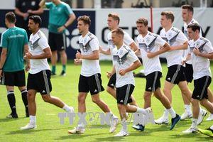 WORLD CUP 2018: Hành trình bảo vệ ngôi vương đầy gian nan của tuyển Đức