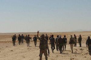 Quân đội Syria, Hezbollah quyết giáng đòn kết liễu thánh chiến ở Sweida