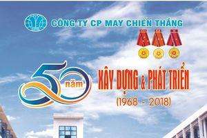 May Chiến Thắng kỷ niệm dấu mốc 50 năm và ra mắt Thương hiệu thời trang Padu