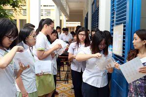Tìm biện pháp giảm tiêu cực kỳ thi THPT quốc gia