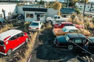 Số phận những chiếc xe bị bỏ lại sau thảm họa hạt nhân ở Nhật Bản