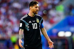Messi đá hỏng penalty, Argentina hòa thất vọng trước Iceland