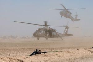 Soi cứu cánh của binh sĩ Mỹ trên khắp chiến trường Trung Đông