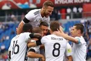 22h00 ngày 17/06, Đức vs Mexico: Ngày nhà vua lâm trận
