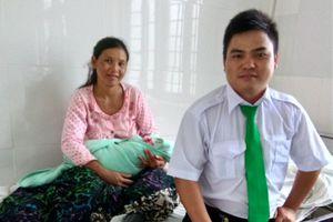 Tài xế Mai Linh dùng kinh nghiệm giúp bà bầu 'vượt cạn' trên xe taxi