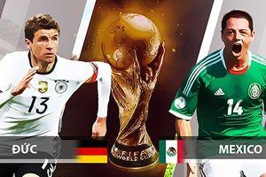 Đức liệu có kịp quay về bản ngã trước trận gặp Mexico?