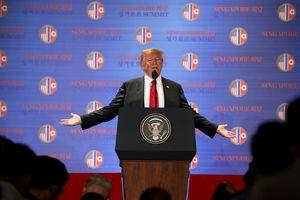 Tổng thống Trump nói thượng đỉnh Mỹ- Triều 'quý giá đến từng giây'