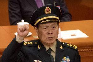 Bộ trưởng Quốc phòng Trung Quốc đến Campuchia củng cố hợp tác