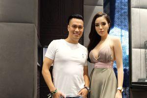 Hoa hậu Kỳ Duyên liên tục gọi nhầm tên Việt Anh là Phan Hải