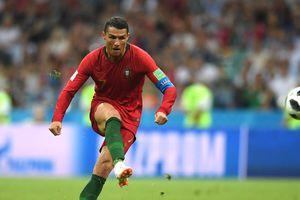 Chuyển động World Cup: Ronaldo bị bác bỏ kỷ lục mới thiết lập