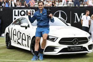 Thắng Raonic, Federer lần đầu tiên vô địch Stuttgart