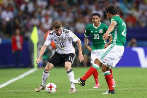 Xem trực tiếp trận Đức vs Mexico, bảng F World Cup 2018 ở đâu?