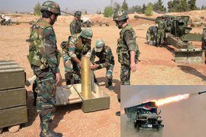 Tiger Force đến Daraa, chiến dịch giải phóng Nam Syria bắt đầu