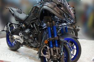 Lịch lên kệ môtô khủng Yamaha NIKEN tại loạt thị trường