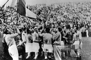 Hình ảnh khó quên về World Cup đầu tiên ở châu Âu