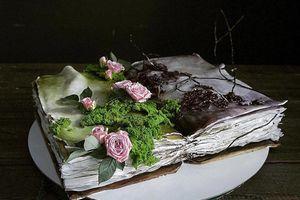 Những chiếc bánh quá đẹp không ai nỡ ăn