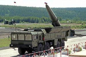 Bộ Quốc phòng Nga công bố video thử nghiệm tên lửa đạn đạo Iskander