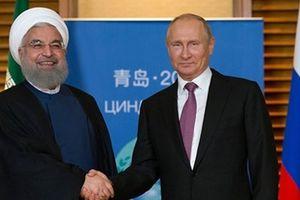 Một liên minh Á- Âu dần hình thành sau khi Mỹ rút khỏi JCPOA