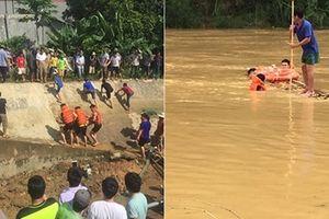 Cảnh sát PCCC đã tìm thấy 2 nạn nhân bị đuối nước ở Thanh Hóa