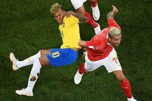 Chấm điểm trận Brazil - Thụy Sĩ: Điểm sáng Coutinho