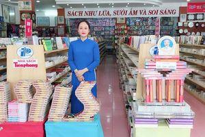 Nhà sách Tiền Phong khuyến mãi lớn ở Thanh Hóa, Hải Phòng, Thái Nguyên
