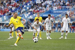 Chấm điểm trận Thụy Điển 1-0 Hàn Quốc: Vinh danh thủ quân