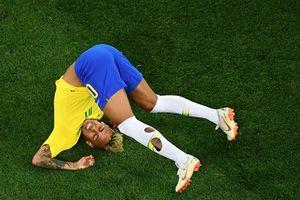 Neymar lập kỷ lục vì... bị chơi xấu