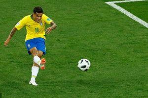 Coutinho 'vẽ cầu vồng' mang đến lợi thế cho những vũ công Samba