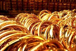Giá vàng tăng phiên đầu tuần