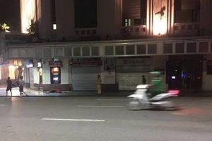 Chạy theo xe máy cùng đoàn đua đêm, cô gái 16 tuổi tử vong