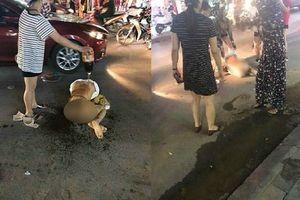 Khởi tố vụ án cô gái bị lột trần, xát ớt, tưới nước mắm lên người giữa đường ở Thanh Hóa