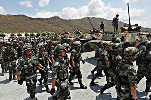 Trung Quốc tăng tài trợ quân sự cho Campuchia