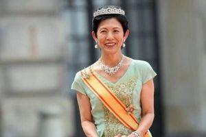 Công chúa Nhật Bản đến Nga xem đội tuyển quốc gia thi đấu