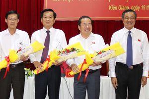 Phó Chủ tịch tỉnh Kiên Giang làm Bí thư huyện đảo Phú Quốc