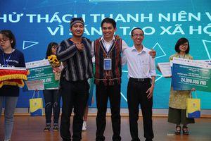 Cuộc thi thử thách Thanh niên Việt Nam vì sáng tạo xã hội: Lan tỏa giá trị tốt đẹp trong cộng đồng