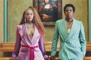 Beyoncé và Jay-Z bất ngờ 'dội bom' làng nhạc