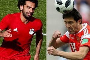 Đội 'cận vệ' già quyết cản Salah