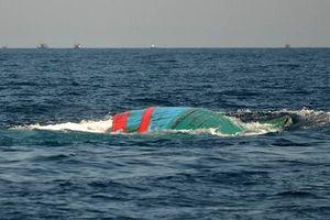 Vụ chìm tàu cá ở tỉnh Cà Mau: Đã tìm thấy thi thể ngư dân mất tích