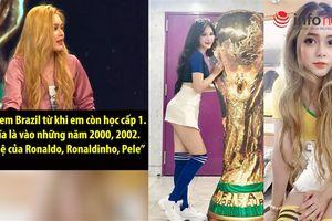 Điểm danh những hotgirl Việt lên sóng World Cup 2018 'gây bão' mạng xã hội