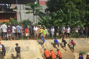 Thanh Hóa: Một ngày xảy ra hai vụ đuối nước thương tâm