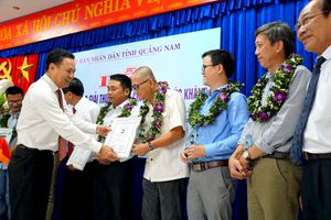 43 tác phẩm xuất sắc được trao Giải báo chí Huỳnh Thúc Kháng