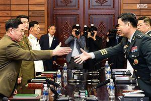 Tiến trình giảm căng thẳng trên bán đảo Triều Tiên diễn biến tích cực