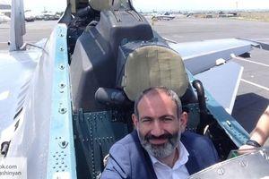 Su-30SM sẽ trang bị cho quân đội Armenia?