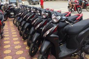 Yamaha Exciter giảm nhẹ, Honda Vision đội giá vẫn đắt khách