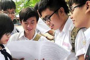 Chuẩn bị tốt nhất cơ sở vật chất cho kỳ thi THPT quốc gia