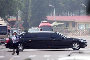 Lãnh đạo Triều Tiên thăm Trung Quốc